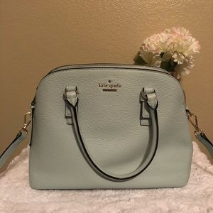 Mint Kate spade crossbody bag